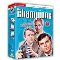 The Champions: The Complete Series (9 Disc) (Repackaged)