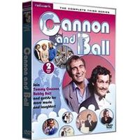 Cannon and Ball - The Complete Series 3