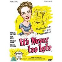 Its Never Too Late [DVD]