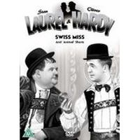 Laurel And Hardy - No. 17 - Swiss Miss And Animal Shorts