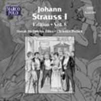 Strauss I, J: Edition, Vol 8