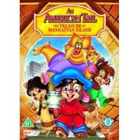 American Tail The Treasure Of Manhattan Island