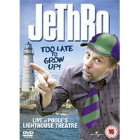 Jethro Live 2009 - Too Late To Grow Up