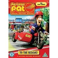 Postman Pat - Pat To The Rescue