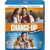 The Change-Up (Single Disc) (Blu-Ray)