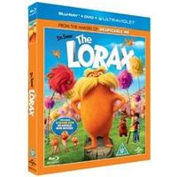 Dr Seuss The Lorax (Blu-ray)