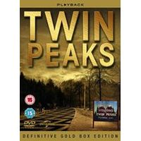 Twin Peaks - Definitive Gold Box Edition (Slimline Packaging)