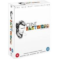 Clint Eastwood - The Blu-ray Collection