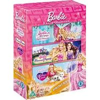 Barbie: The Princess Collection (2014)