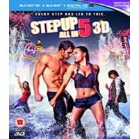 Step Up 5: All In (Blu-ray 3D + Blu-ray)