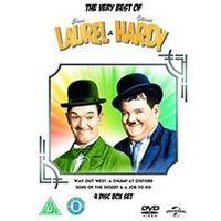 The Very Best Of Laurel And Hardy