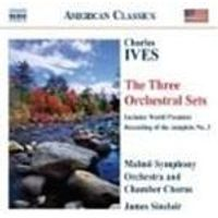 Ives: Three Orchestral Sets