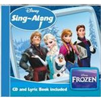 Various Artists - Disney Singalong - Frozen (Music CD)