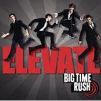 Big Time Rush - Elevate (Music CD)