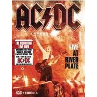 AC/DC Live At River Plate (plus extra large t-shirt)