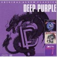 Deep Purple - Original Album Classics (Music CD)