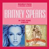 Britney Spears - In the Zone/Circus (Music CD)