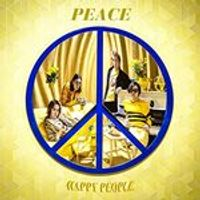 Peace - Happy People (Music CD)