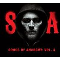 Soundtrack - Sons of Anarchy (Songs of Anarchy, Vol. 4 [Original TV Soundtrack]/Original Soundtrack) (Music CD)