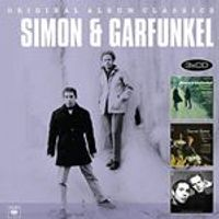 Simon & Garfunkel - Original Album Classics (Sounds of Silence/Parsley, Sage, Rosemary and Thyme/Bookends) (Music CD)