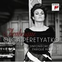 Olga Peretyatko - Arabesque (Music CD)