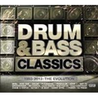 Drum & Bass Classics - Drum & Bass Classics (Music CD)