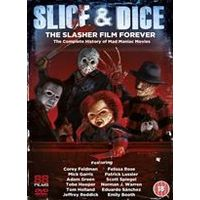 Slice And Dice - The Slasher Film Forever