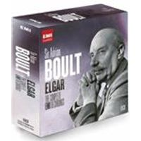 Elgar: The Complete EMI Recordings (Music CD)