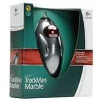 Logitech Trackman Marble - Trackball - optical - 4 button(s) - wired - USB