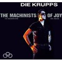 Die Krupps - The Machinists Of Joy (Box Set) (Music CD)