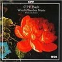 C P E Bach: Chamber Works for Wind