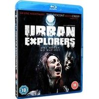 Urban Explorers (Blu-Ray)