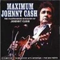 Johnny Cash - Maximum Johnny Cash (Music Cd)