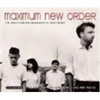 New Order - Maximum New Order (Music Cd)