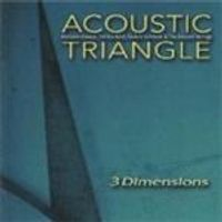 Acoustic Triangle - 3 Dimensions