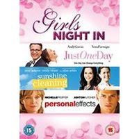 Girls Night In Collection (Just One Day, Sunshine Cleaning, Personal Effects)
