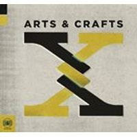 Various Artists - Arts & Crafts: X (Music CD)