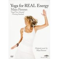 Maya Fiennes - Yoga for Real Energy