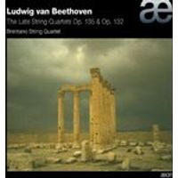 Beethoven: The Late String Quartets, Opp. 135 & 132 (Music CD)