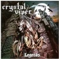Crystal Viper - Legends (Music CD)