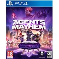 Agents of Mayhem - Day 1 Edition Legal Action Pending DLC (PS4)