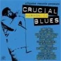 Various Artists - Crucial Harmonica Blues