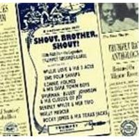 Various Artists - SHOUT BROTHER SHOUT