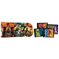 Tiger & Bunny - The Rising: Collectors Edition Combi Pack [Blu-ray]