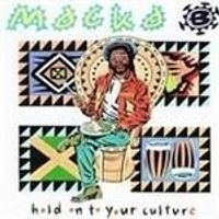 Macka B - Hold On To Your Culture (Music CD)