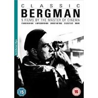 Classic Bergman - It Rains On Our Love / A Ship Bound For India / Sawdust And Tinsel / So Close To Life