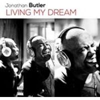 Jonathan Butler - Living My Dream (Music CD)