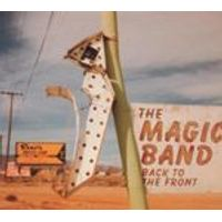 The Magic Band - Back To The Front (Music CD)