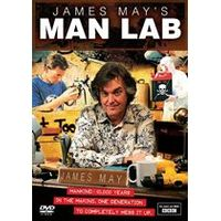 James Mays Man Lab Series One