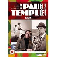The Paul Temple Black and White Collection
